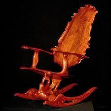 Tom Bazis Rocking Chair Fine Furniture Furniture