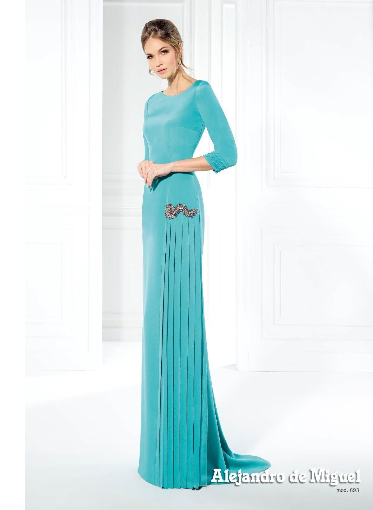 Alejandro de Miguel - | Vestidos | Pinterest | Vestido de madrina ...