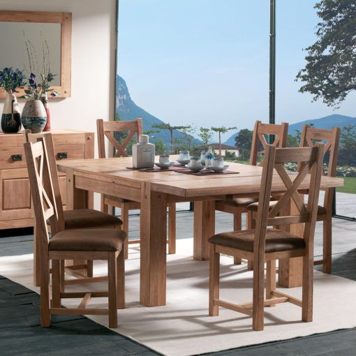 Table Carree Norway Table Carree Table Bois Massif