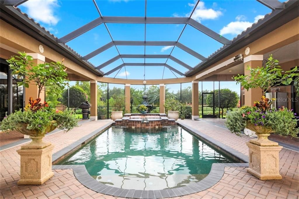 For sale impressive 44 lakewood ranch pool home