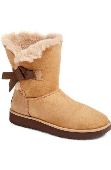 65c1358fc36 boots women Ugg Classic Knot Boot Short shoes ugg zzafqH