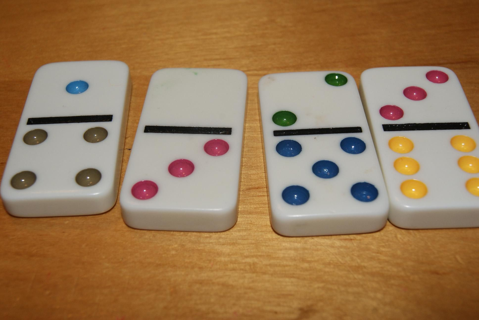 6 Simple Domino Games To Teach Math Skills When I Play