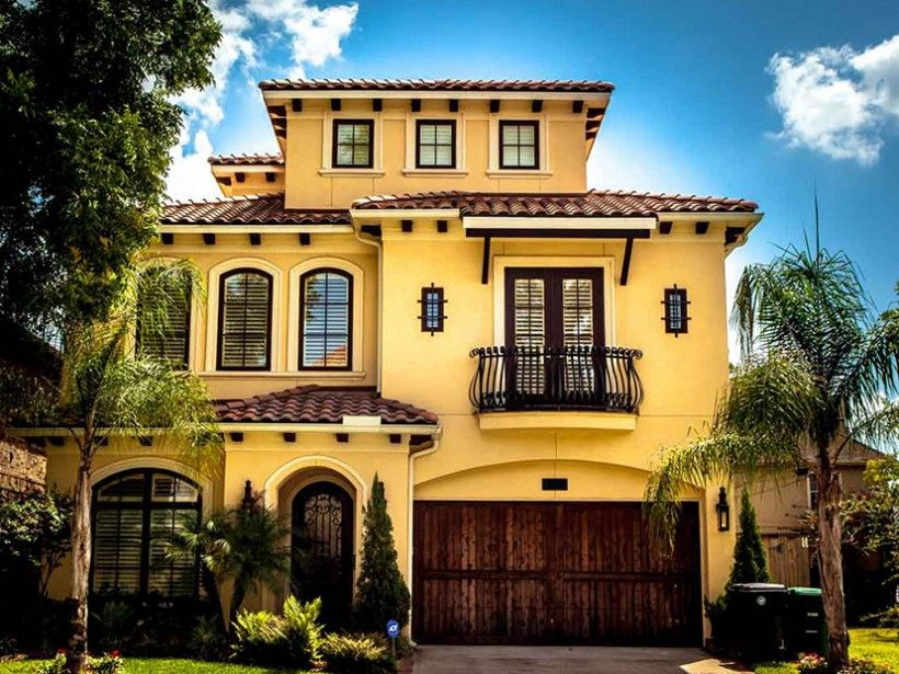 17 Best ideas about Mediterranean Homes Plans on Pinterest