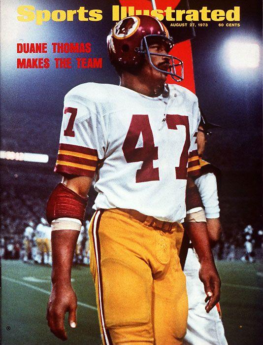 Washington Redskins · Sports Illustrated Covers · Vintage Football ·  Discount Furniture · Warehouse · Duane Thomas c84796323