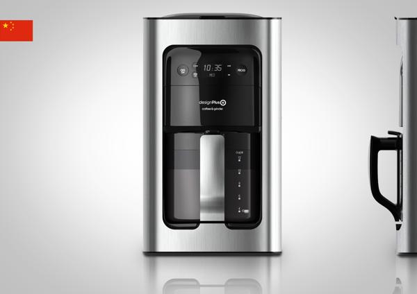 Drip Coffee Maker by Joaquin Herlein, via Behance