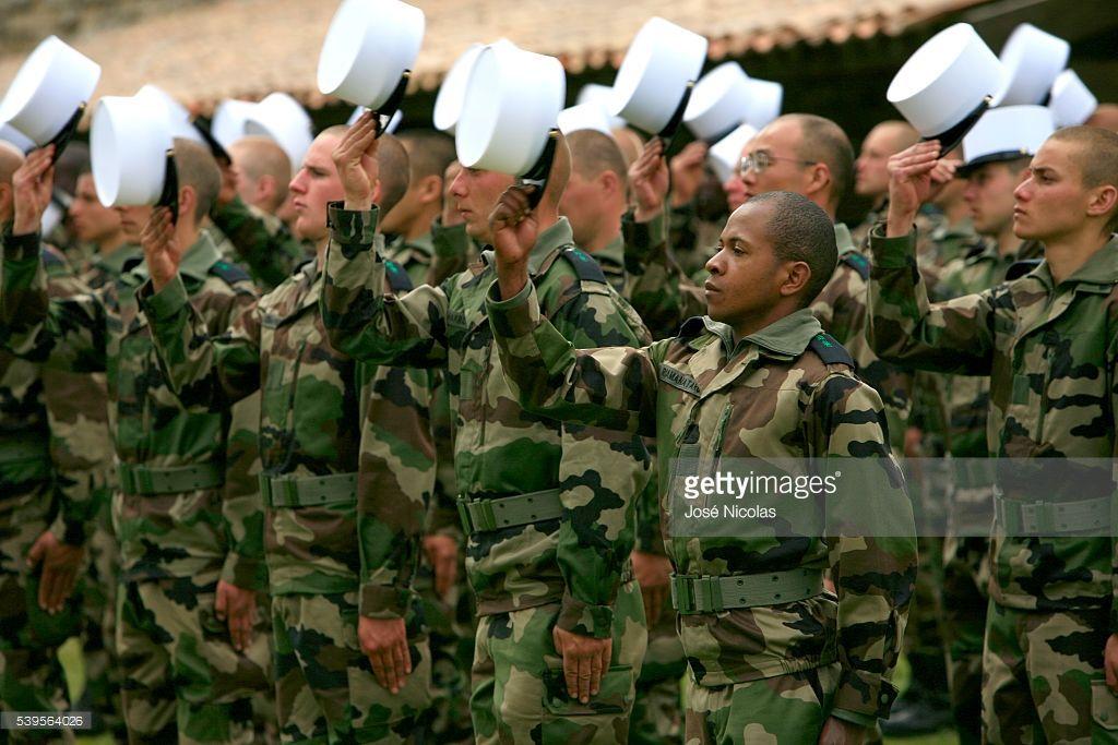 French Foreign Legion Armee Frankreich,Guyana Fremdenlegion Legion Etrangere