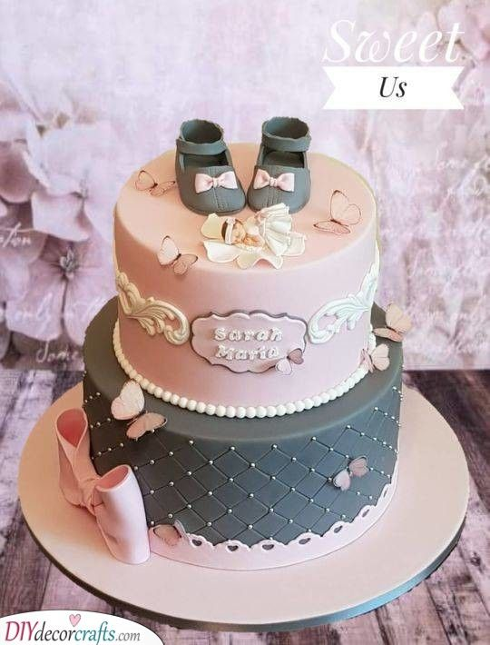 25 Fabulous Baby Shower Cake Ideas Decorate Your Cake With