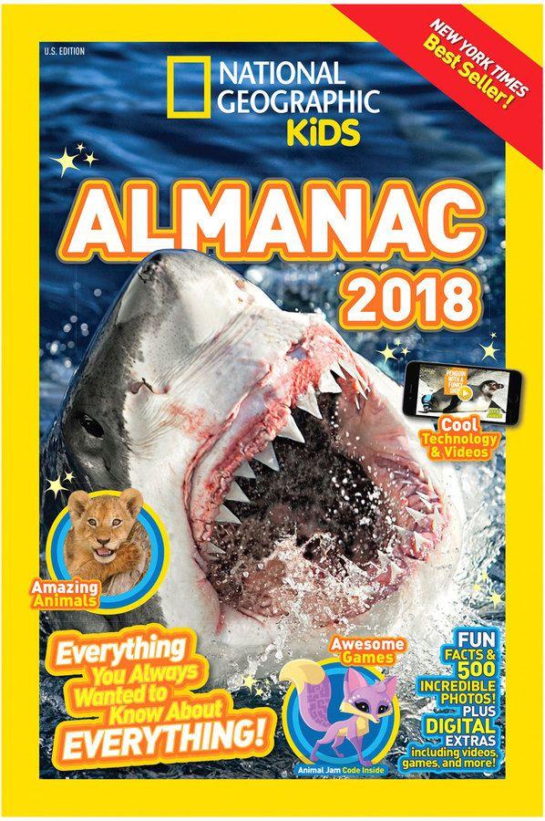 Penguin Random House NGK ALMANAC 2018 HC | Penguin random house