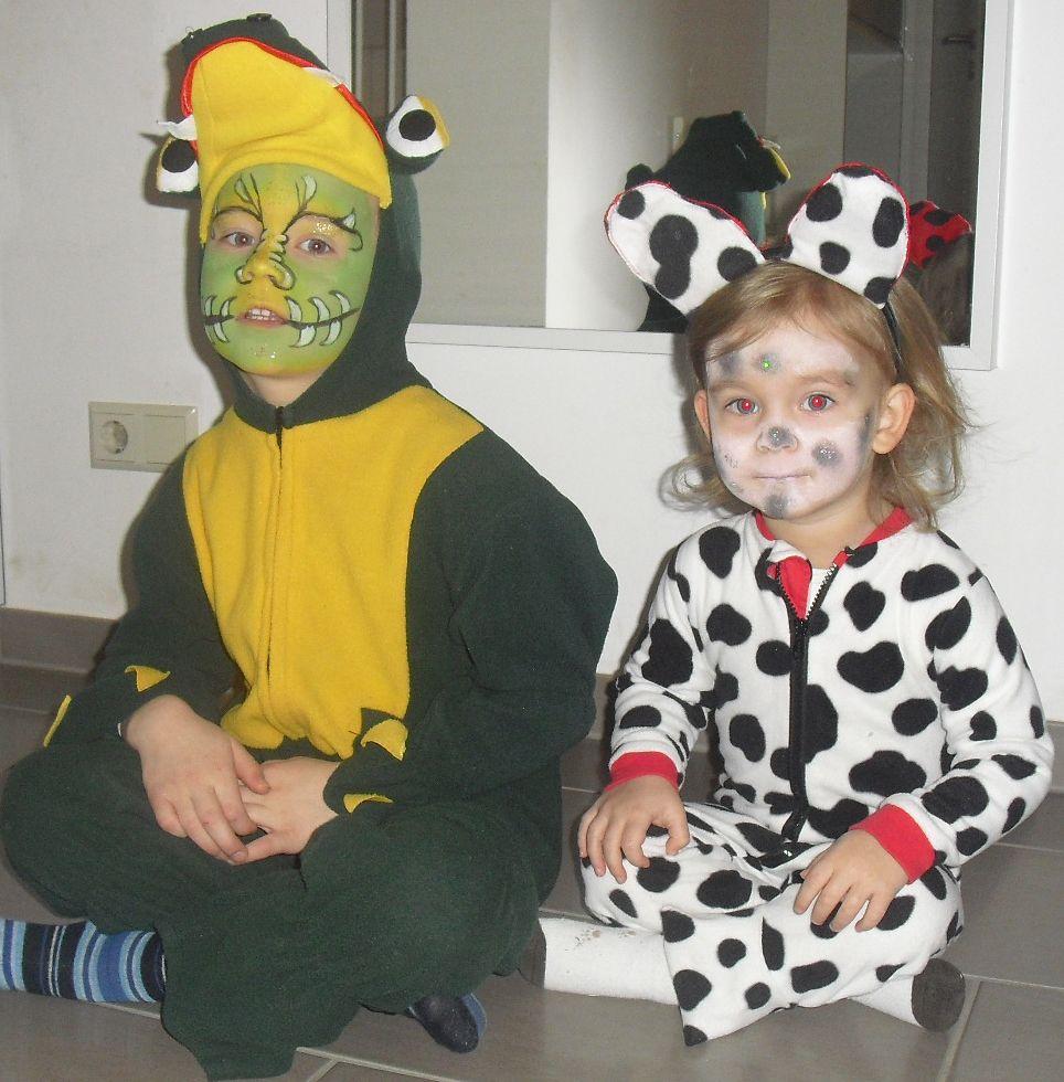 Krokodil & Kuh | Kinderschminken | Pinterest | Krokodile, Kuh und ...