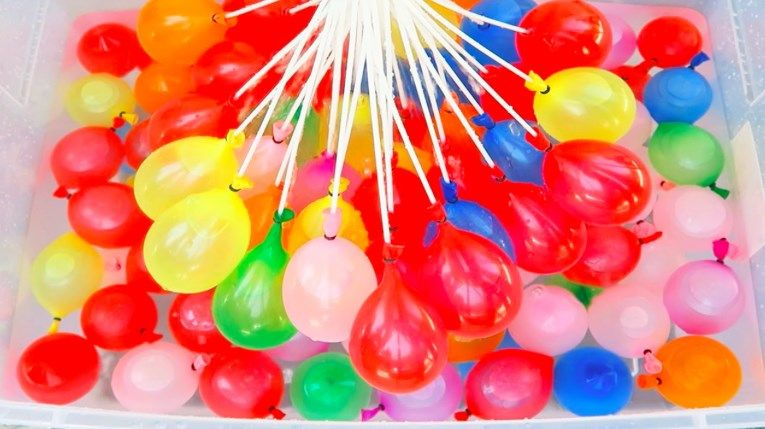 Magic Water Balloon Fillers w /Over 100 Balloons | Jane