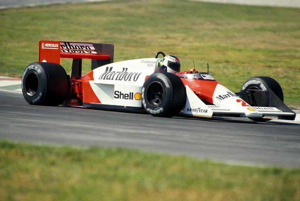 F1 tres llantas