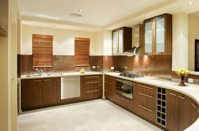 Customized Modular Kitchen Cochin Jpg 700 462 House Design Kitchen Interior Decorating Kitchen Modern Kitchen Design