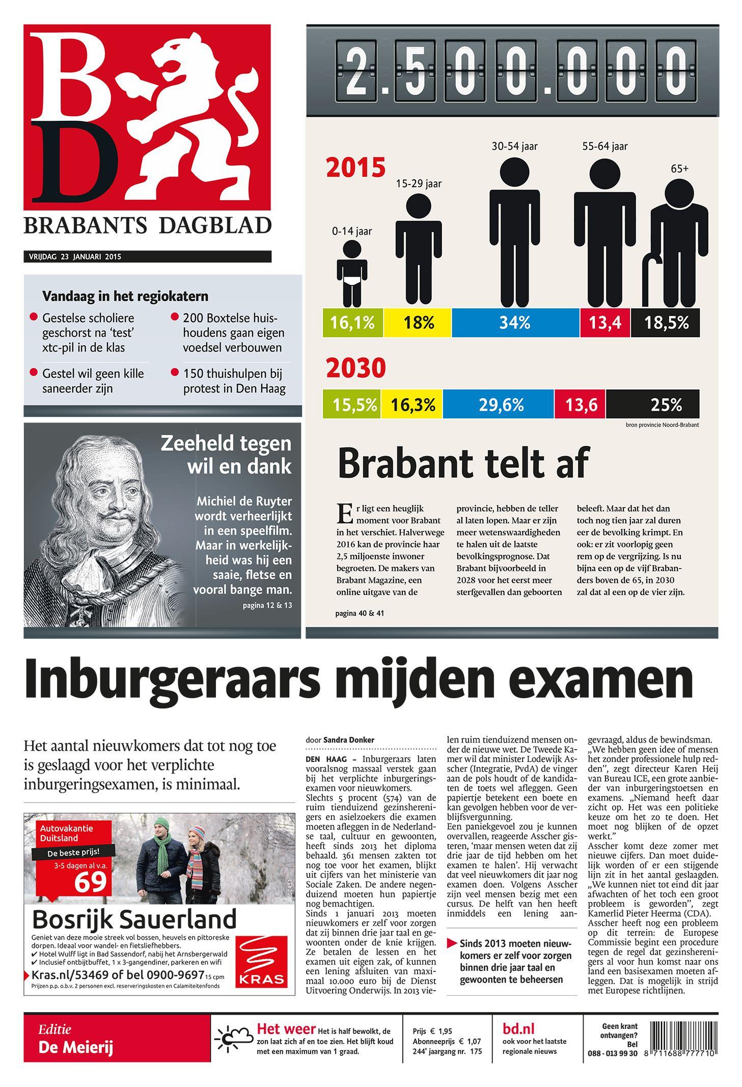 Infographic Julius Wintermans   © Brabants Dagblad