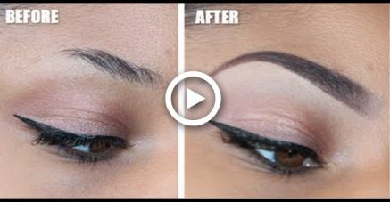The Perfect Eyebrow | Tutorial -  #eyebrow #perfect #tutorial #eyebrowstutorial