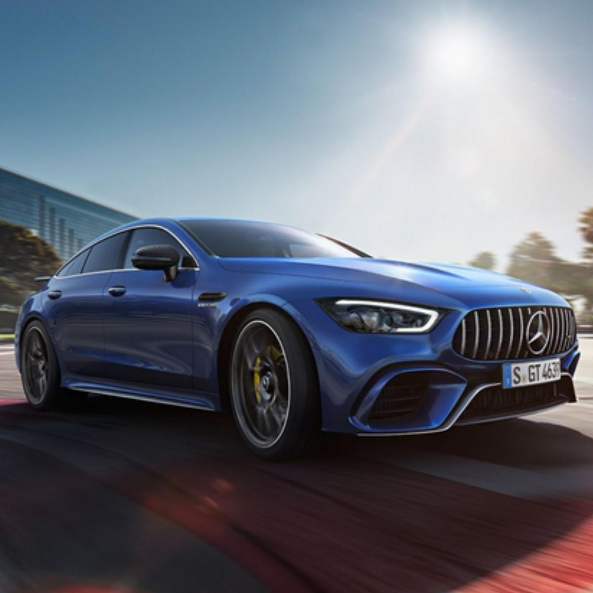 Mercedes Benz AMG GT Model: Power, Mileage, Safety, Colors