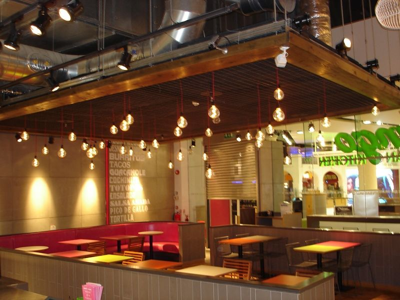 Ceiling Ideas For Restaurants Google Search