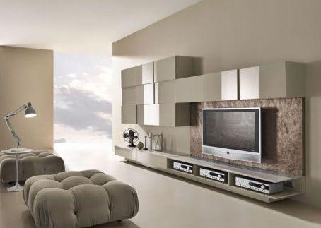 Charmant Livinguri Moderne Din Mdf Vopsit, Comoda Televizor Tv, Living La Comanda  Modele, Mobila Sufragerie