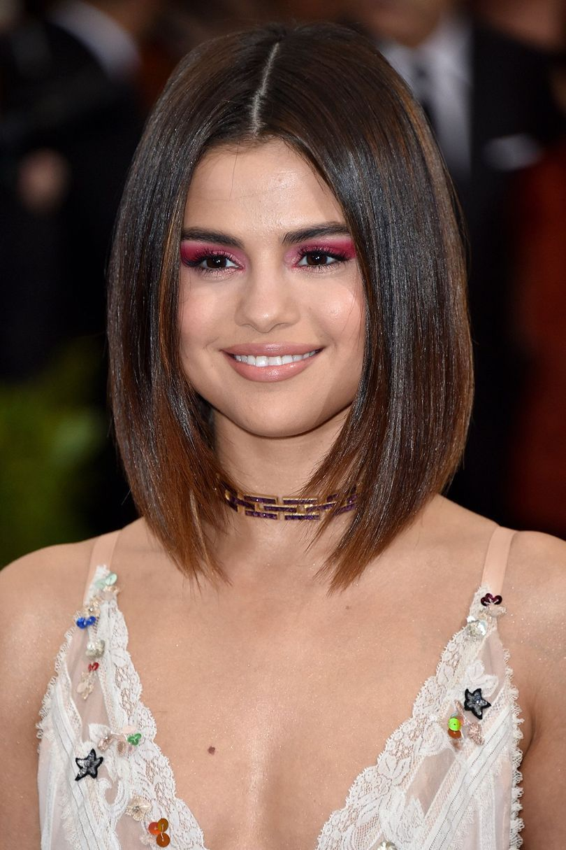 25 Most Hottest And Sexiest Long Bob Haircuts Haircuts Hairstyles 2020 Selena Gomez Hair Bob Hairstyles Long Bob Haircuts