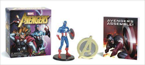 The Avengers (Mega Mini Kits): Danielle Selber