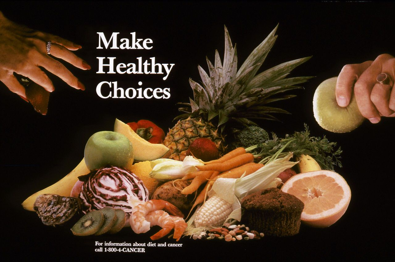 How to Make Healthy Choices in the School Cafeteria