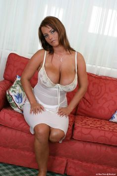in hot lingerie matures