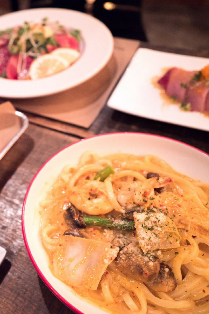 4 Must Try Restaurants Bars In The Garment District Where To Eat Nyc Ramen Restaurant
