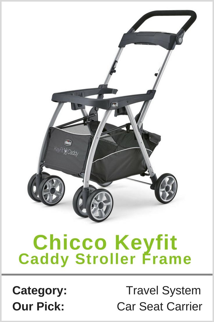 Chicco Keyfit Caddy Stroller Frame Beenke Baby car