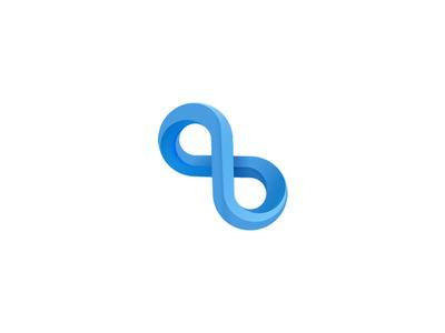 Infinity Infinite Logo Logo Mark Logo Design Inspiration