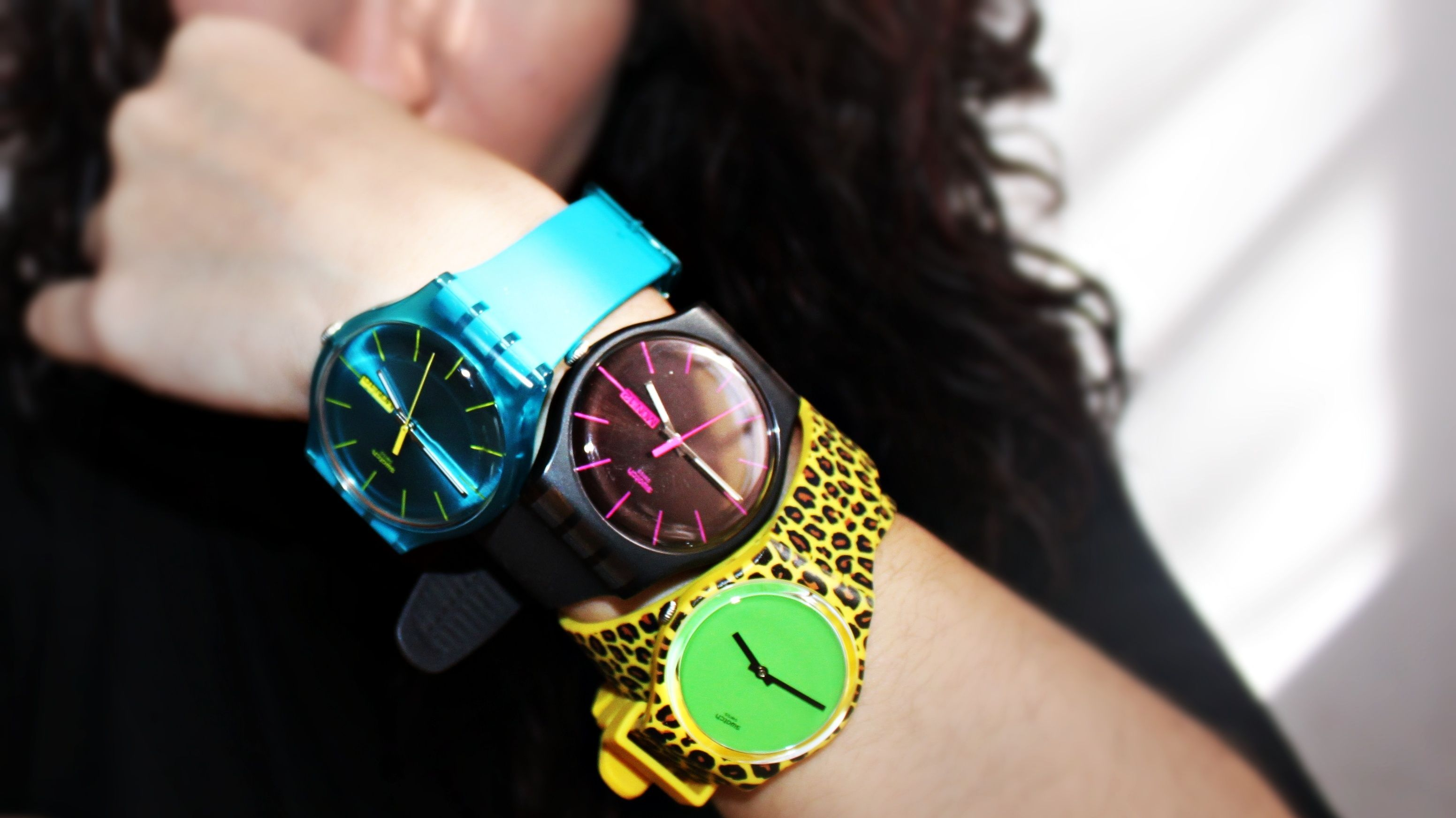 Love #Swatch #Watches - I'm Swatch girl from wayyyy back!!