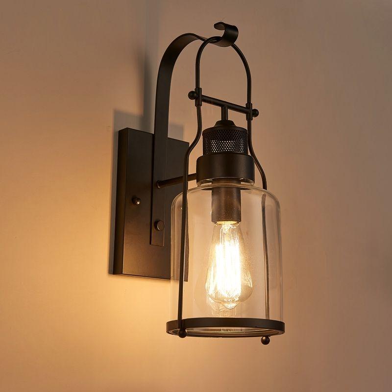 Appliques Murales Vintage Industriel Lampe Pour Salon