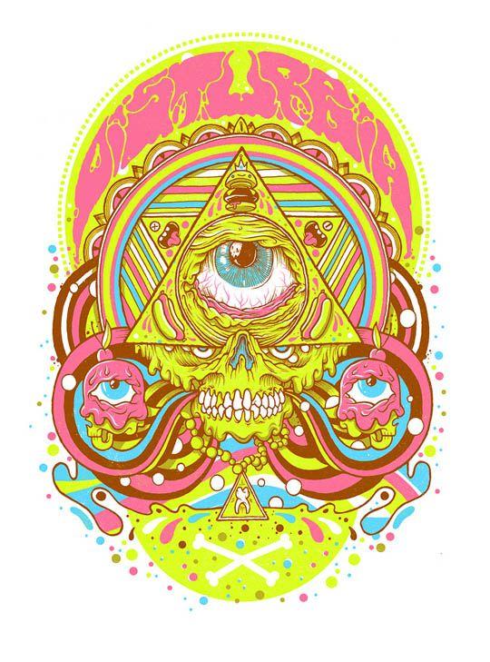 Drew Millward Illustration - mashKULTURE