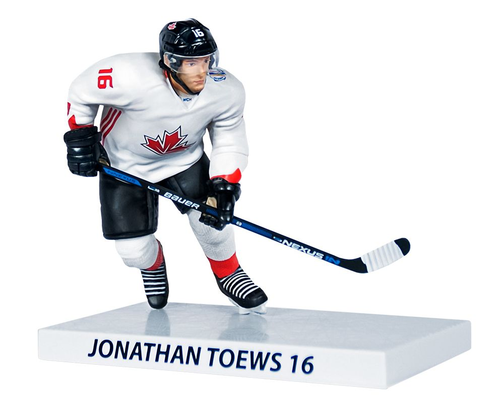 Import Dragon Figures World Cup of Hockey Jonathan Toews