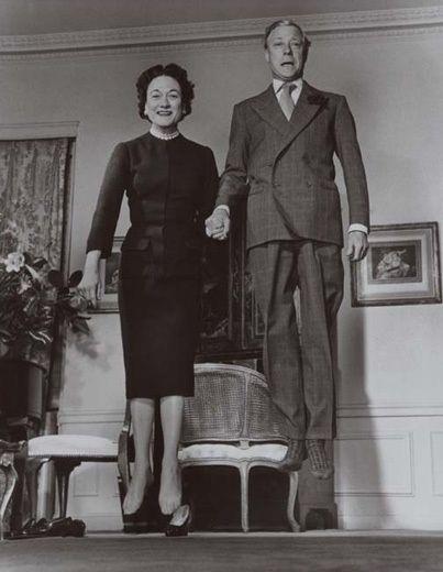 Duchess of Windsor, Duke of Windsor,