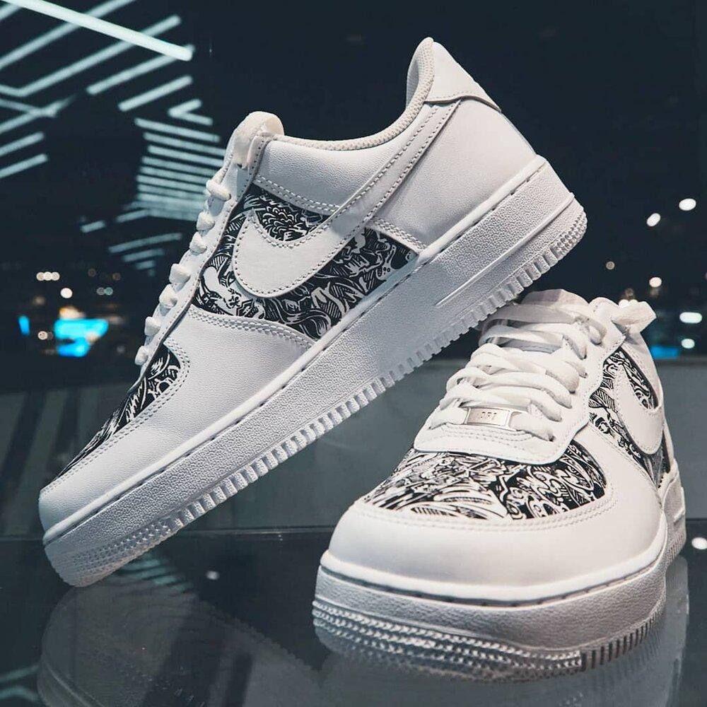 Nike, Nike af1, Air force sneakers