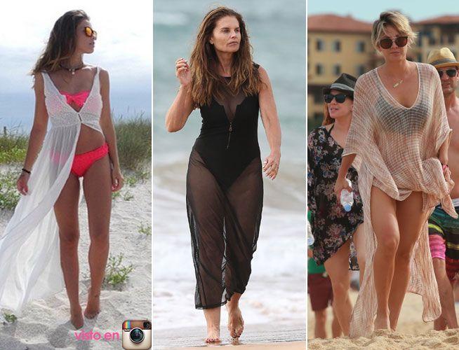 vestidos transparentes de playa , Buscar con Google