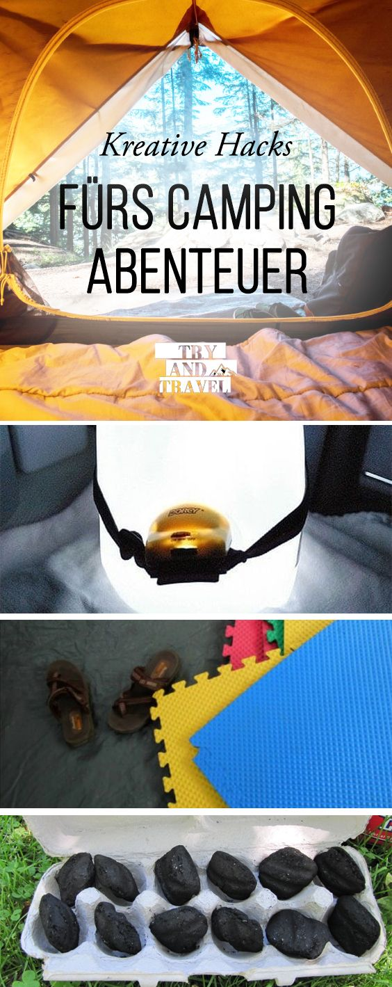 Photo of 10 creative hacks for your next camping adventure