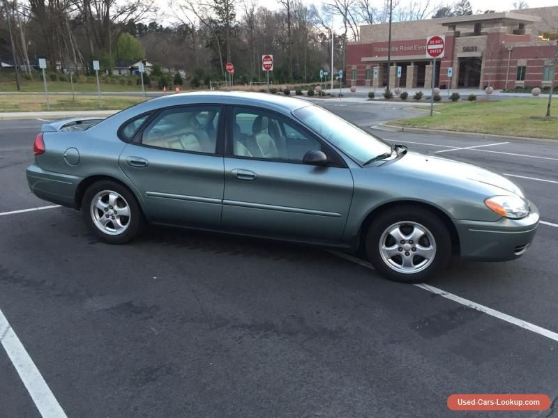 Car For Sale 2005 Ford Taurus