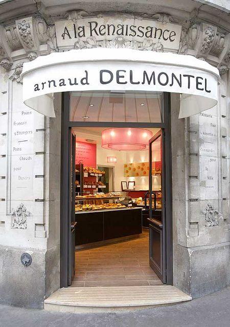 Arnaud Delmontel, Best croissants in town!