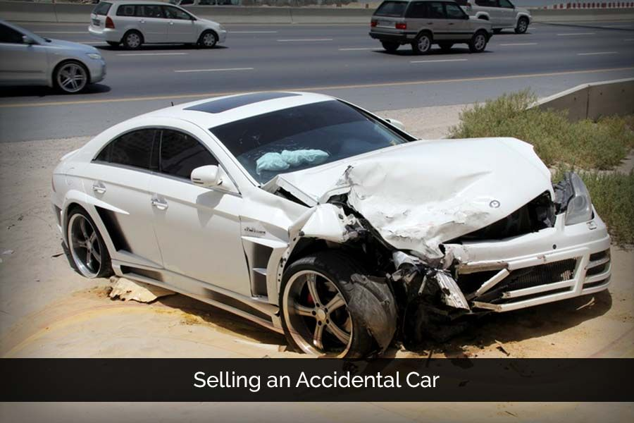 How To Sell Used Car Which Has Met And Accident Is A Tough Situation For Many Car Sellers Read Our Blog For Comple Car Accident Lawyer Car Accident Car Safety