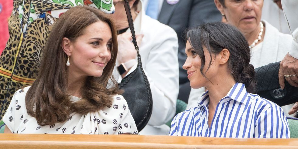Meghan Markle And Kate Middleton Just Sent These Thank You Cards