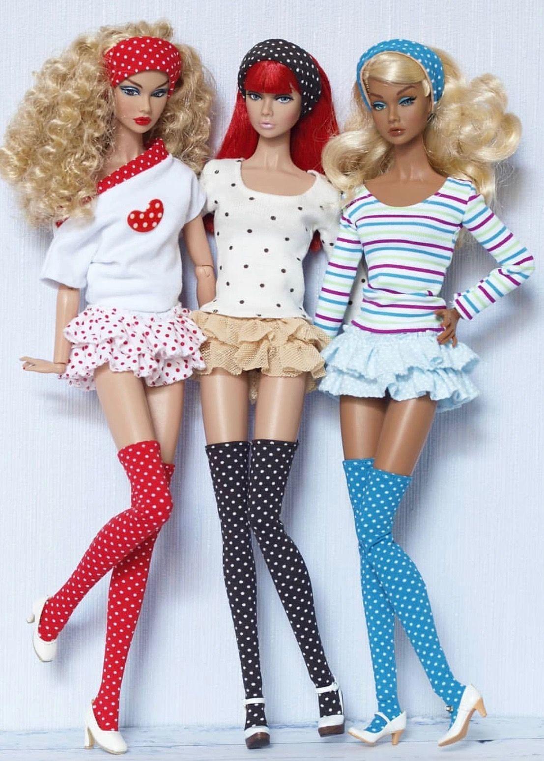 Модная одежда для кукол картинки