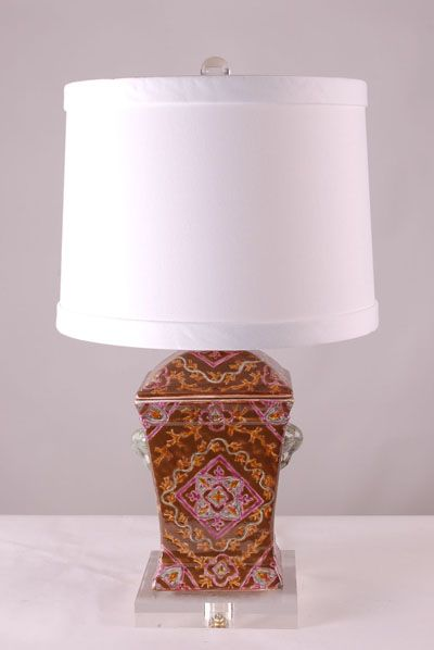 Marvelous Arabisque Lamp: Avala And Summerour Lamps
