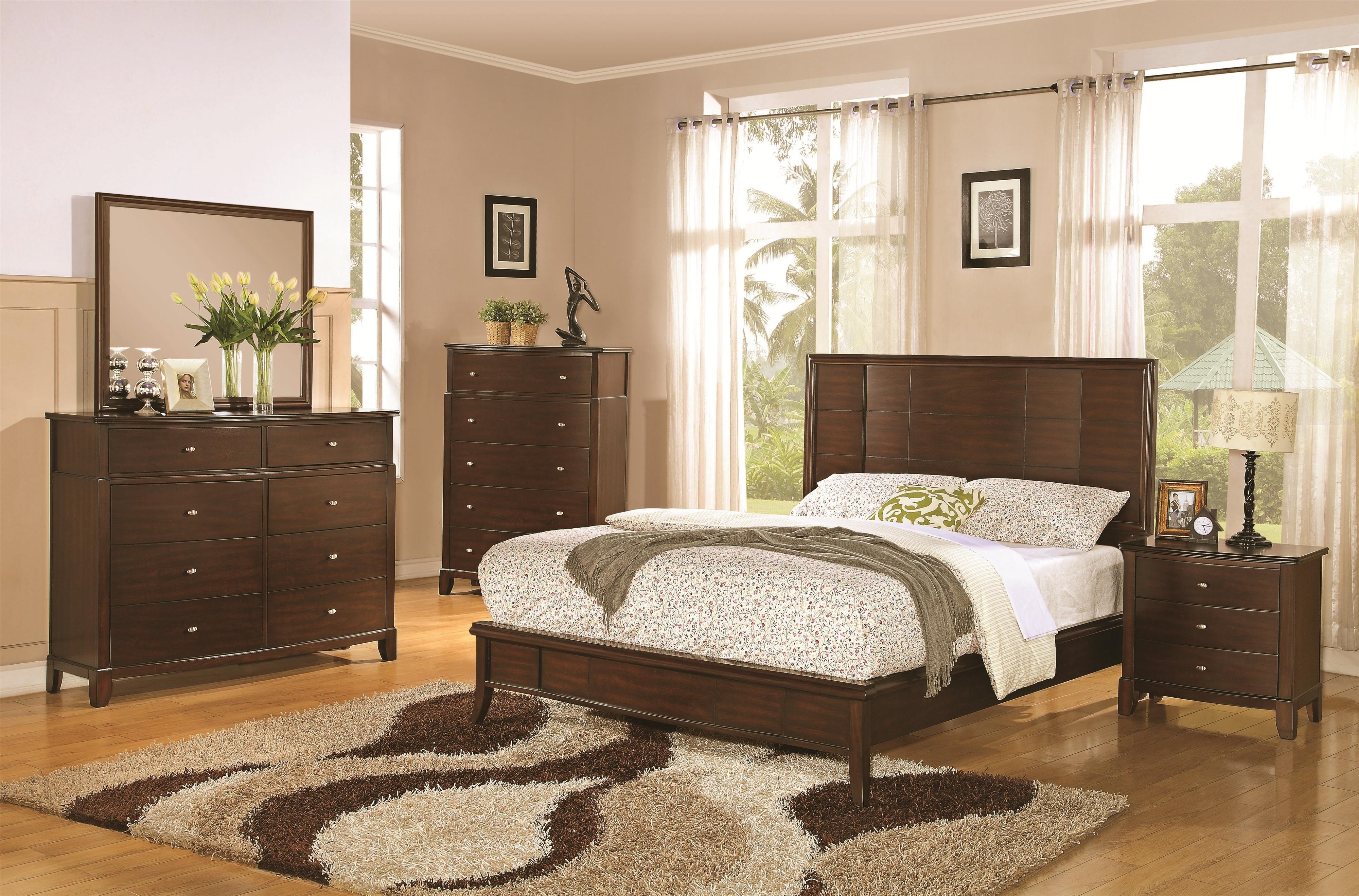 Moderno Juego De Muebles Beddresser Colección - Muebles Para Ideas ...