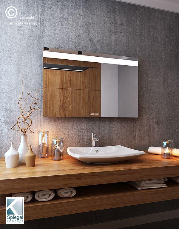 Badspiegel Linea Led Badspiegel Spiegel Led
