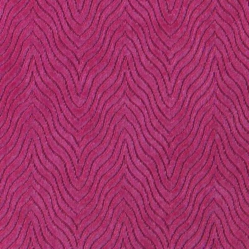 Hot Pink Velvet Upholstery Fabric Textured Dark Pink Velvet For