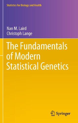 The Fundamentals Of Modern Statistical Genetics Statistics For Biology And Health Laird Nan M Lange Christoph Genetic Information Science Books Biology