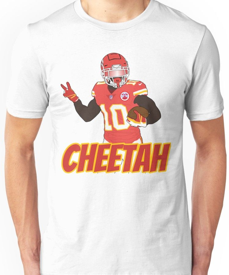 on sale 4d86b f9918 Tyreek Hill Cheetah | Unisex T-Shirt | Products in 2019 ...