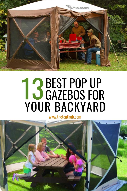 Tents Camping Gear Reviews The Tent Hub Summer Backyard Fun Diy Gazebo Backyard Fun