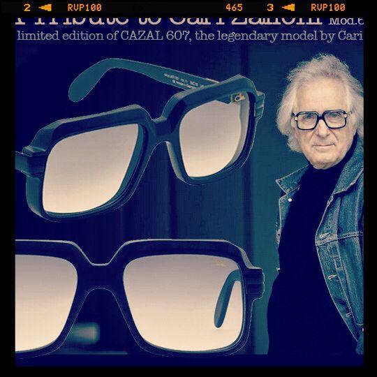 a6039f2bce Tribute to Cari Zalloni. Cazal 607.  cazal607 cazal  eyewear  rundmc ...