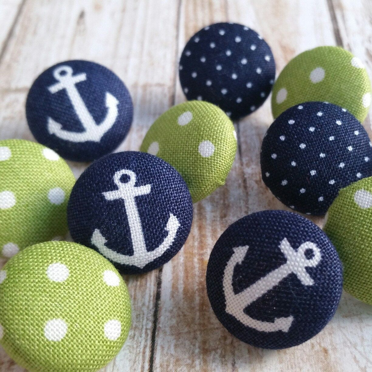 Sail away with these fun pushpins!